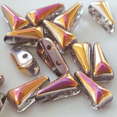 VEXOLO 5x8 mm - Crystal Sunset (00030 27137), 20 ks