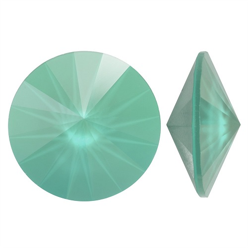 Rivoli – Crystal Mint Green – 14 mm