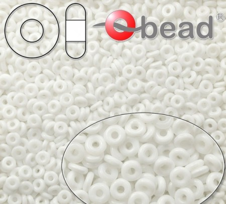 O-BEAD - Opaque White - 2,5 g