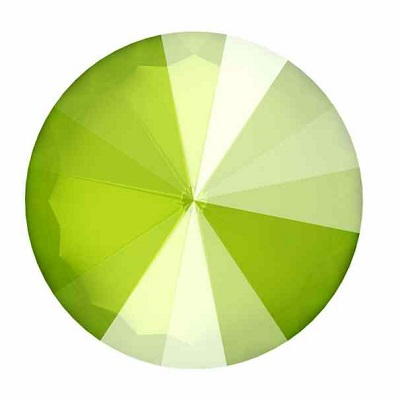 Rivoli – Crystal Lime – 14 mm