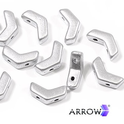 ARROW - Aluminium Silver (01700), 20 ks